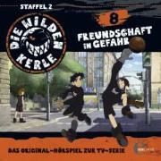 Cover-Bild zu Folge 8 (Das Original-Hörspiel zur TV-Serie) (Audio Download) von Karallus, Thomas