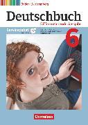 Cover-Bild zu Deutschbuch, Sprach- und Lesebuch, Differenzierende Ausgabe Baden-Württemberg 2016, Band 6: 10. Schuljahr, Servicepaket mit CD-ROM, Didaktische Hinweise, differenzierende Kopiervorlagen, Klassenarbeiten von Bublinski, Carolin