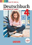Cover-Bild zu Deutschbuch, Sprach- und Lesebuch, Differenzierende Ausgabe Baden-Württemberg 2016, Band 4: 8. Schuljahr, Schülerbuch von Bublinski, Carolin