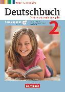 Cover-Bild zu Deutschbuch, Sprach- und Lesebuch, Differenzierende Ausgabe Baden-Württemberg 2016, Band 2: 6. Schuljahr, Servicepaket mit CD-ROM, Didaktische Hinweise, differenzierende Kopiervorlagen, Klassenarbeiten von Birner, Sylvia