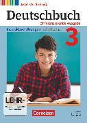 Cover-Bild zu Deutschbuch, Sprach- und Lesebuch, Differenzierende Ausgabe Baden-Württemberg 2016, Band 3: 7. Schuljahr, Interaktive Übungen als Ergänzung zum Arbeitsheft, Auf CD-ROM