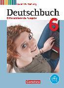Cover-Bild zu Deutschbuch, Sprach- und Lesebuch, Differenzierende Ausgabe Baden-Württemberg 2016, Band 6: 10. Schuljahr, Schülerbuch von Bublinski, Carolin