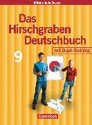 Cover-Bild zu Das Hirschgraben Deutschbuch, Mittelschule Bayern, 9. Jahrgangsstufe, Schülerbuch mit Quali-Training, Für Regelklassen von Bonora, Susanne