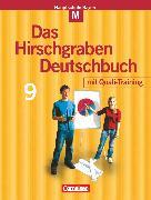 Cover-Bild zu Das Hirschgraben Deutschbuch, Mittelschule Bayern, 9. Jahrgangsstufe, Schülerbuch mit Quali-Training, Für M-Klassen von Bonora, Susanne