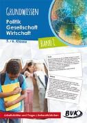 Cover-Bild zu Grundwissen Politik - Gesellschaft - Wirtschaft Teil 1 von Gieth, Hans-Jürgen van der