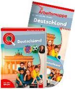 Cover-Bild zu Leselauscher Wissen: Deutschland (inkl. CD & Spielplan). Set von van der Gieth, Hans-Jürgen