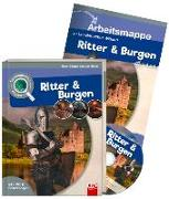 Cover-Bild zu Leselauscher Wissen: Ritter und Burgen (inkl. CD & Bastelbogen). Set von Gieth, Hans-Jürgen van der