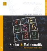 Cover-Bild zu Kinder & Mathematik von Spiegel, Hartmut