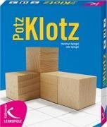 Cover-Bild zu PotzKlotz von Spiegel, Hartmut