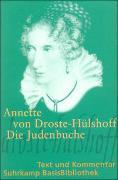 Cover-Bild zu Die Judenbuche von Droste-Hülshoff, Annette