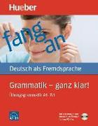 Cover-Bild zu Grammatik - ganz klar! von Gottstein-Schramm, Barbara