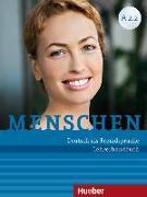 Cover-Bild zu Menschen A2/2. Lehrerhandbuch von Kalender, Susanne