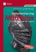 Cover-Bild zu Stationentraining Mittelalter von Berger, Jutta