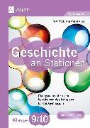 Cover-Bild zu Geschichte an Stationen 9-10 Gymnasium von Bauer, Manfred