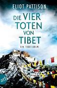 Cover-Bild zu Die vier Toten von Tibet von Pattison, Eliot