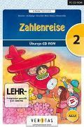 Cover-Bild zu Zahlenreise - Veritas, Software, 2. Schuljahr, CD-ROM - Neubearbeitung