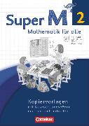 Cover-Bild zu Super M, Mathematik für alle, Westliche Bundesländer - Neubearbeitung, 2. Schuljahr, Kopiervorlagen mit CD-ROM von Braun, Ulrike