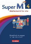 Cover-Bild zu Super M, Mathematik für alle, Westliche Bundesländer - Neubearbeitung, 4. Schuljahr, Handreichungen für den Unterricht von Viseneber, Gabriele