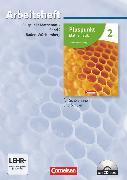 Cover-Bild zu Pluspunkt Mathematik, Baden-Württemberg - Neubearbeitung, Band 2, Arbeitsheft mit Lösungen und CD-ROM von Bamberg, Rainer