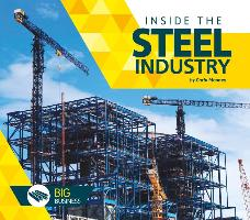 Cover-Bild zu Mooney, Carla: INSIDE THE STEEL INDUSTRY
