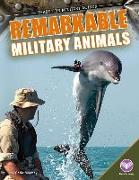 Cover-Bild zu Mooney, Carla: Remarkable Military Animals