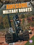 Cover-Bild zu Mooney, Carla: Awesome Military Robots