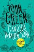 Cover-Bild zu Green, John: Teknosök végtelen sora (eBook)