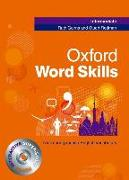 Cover-Bild zu Oxford Word Skills: Intermediate: Student's Pack (Book and CD-ROM) von Gairns, Ruth