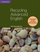 Cover-Bild zu Recycling Advanced English von West, Clare