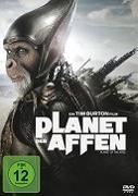 Cover-Bild zu Tim Burton (Reg.): Planet der Affen