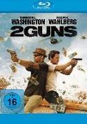 Cover-Bild zu Mark Wahlberg (Schausp.): 2 Guns