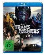 Cover-Bild zu Bay, Michael (Prod.): Transformers: The Last Knight (3D)