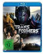 Cover-Bild zu Bay, Michael (Prod.): Transformers: The Last Knight