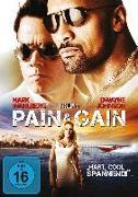 Cover-Bild zu Bay, Michael (Reg.): Club Cinema. Pain and Gain