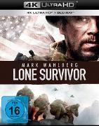 Cover-Bild zu Mark Wahlberg (Schausp.): Lone Survivor - 4K