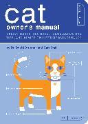 Cover-Bild zu Brunner, David: The Cat Owner's Manual (eBook)