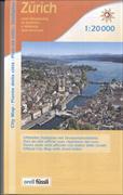 Cover-Bild zu Zürich und Umgebung. 1:20'000