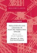 Cover-Bild zu Di Vita, Stefano: Mega-Events and Legacies in Post-Metropolitan Spaces