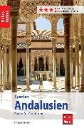 Cover-Bild zu Nelles Pocket Reiseführer Andalusien (eBook) von Cruz, Mercedes de la