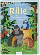 Cover-Bild zu Rille: Die Dschungelfreunde sind los! von Krämer, Fee