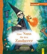 Cover-Bild zu Das magische ICH LESE VOR-Abenteuer: Eine Nuss für den Zauberer von Motschiunig, Ulrike