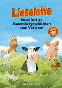 Cover-Bild zu Lieselotte Neue lustige Bauernhofgeschichten von Krämer, Fee