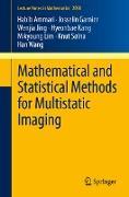 Cover-Bild zu Ammari, Habib: Mathematical and Statistical Methods for Multistatic Imaging (eBook)