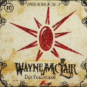 Cover-Bild zu Burghardt, Paul: Wayne McLair, Folge 10: Der Feueropal (Audio Download)