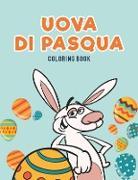 Cover-Bild zu Uova di Pasqua Coloring Book von Kids, Coloring Pages for