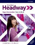 Cover-Bild zu Headway: Upper-Intermediate: Student's Book with Online Practice
