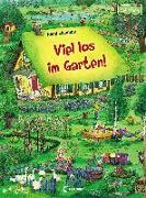 Cover-Bild zu Viel los im Garten! von Loewe Naturkind (Hrsg.)