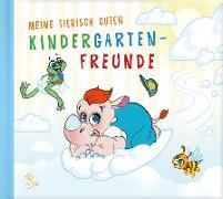 Cover-Bild zu Meine tierisch guten Kindergarten-Freunde von Renners, Kai