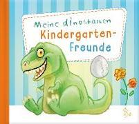 Cover-Bild zu Meine dinostarken Kindergarten-Freunde von Renners, Kai