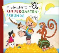 Cover-Bild zu Piratenstarke Kindergarten-Freunde von Renners, Kai